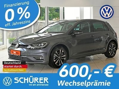 gebraucht VW Golf I Golf VII 2.0TDI DSG IQ.DRIVE LED Navi Pano StHz Kamera DYNAUDIO ActivInfo Keyles