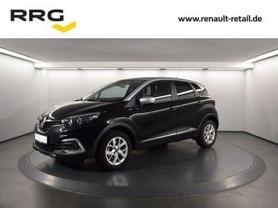 gebraucht Renault Captur CapturLIMITED DELUXE dCi 90 KLIMA/NAVI