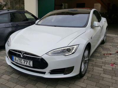 gebraucht Tesla Model S 70D Allrad Autopilot Panorama
