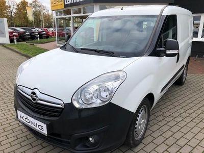 gebraucht Opel Combo 1.3 CDTi 90 PS LKW Kasten L1H1 2,4t