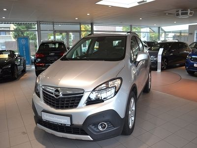 gebraucht Opel Mokka 1,4 Turbo AHK