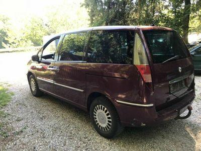 gebraucht Lancia Phedra 8xbereift