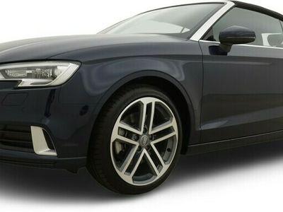 gebraucht Audi A3 Cabriolet A3 40 TFSI qu S tro. 140kW*ACC*Kamera*