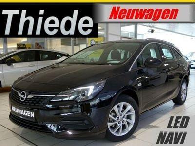 "gebraucht Opel Astra 1.2T ST ELEGANCE SHZ/LED/DAB/PDC/ALU16"""