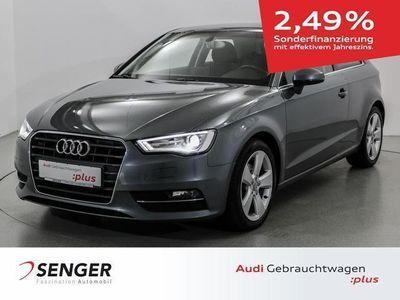 gebraucht Audi A3 Ambition 1.6 TDI Xenon plus MMI Navi plus