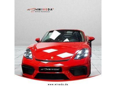 gebraucht Porsche Boxster Spyder bei Gebrachtwagen.expert