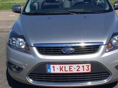 gebraucht Ford Focus Cabriolet CC 2.0