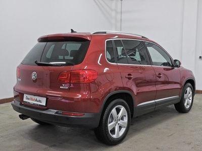 "gebraucht VW Tiguan 1.4TSI ""Lounge"",AHK,Navi,Sitzhzg."