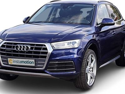 gebraucht Audi Q5 Q52.0TDI quattro S tronic /adAIR/21/AHK/Navi