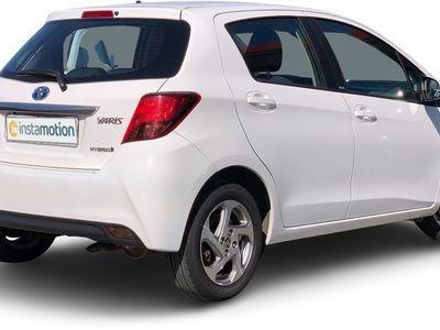 gebraucht Toyota Yaris YarisEdition-S Hybrid Klima*LM*Bluetooth*Kamera