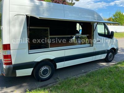 gebraucht Mercedes Sprinter II 210/211/213/214/216 CDI BäckereiVerk