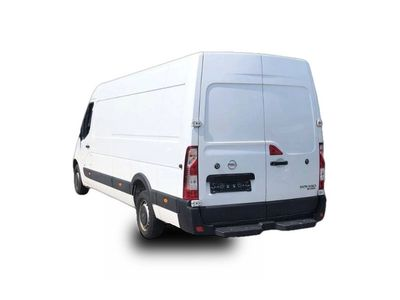 gebraucht Opel Movano Kasten L4H2 3,5t 2.3CDTI Navi Klima Temp