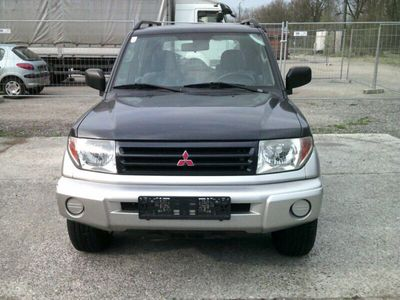 käytetty Mitsubishi Pajero Pinin Wagon