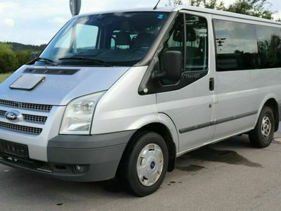 gebraucht Ford 300 Transit Kombi FTK Comfort Klima 9 Sitzer