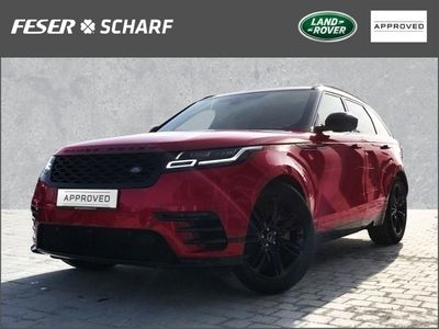 gebraucht Land Rover Range Rover Velar R-Dynamic S, Pano, BlackPack, TFT, HuD
