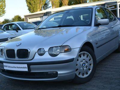 gebraucht BMW 316 Compact Baureihe 3 Compact ti Klima
