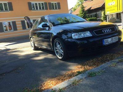 gebraucht Audi A3 Verkaufe hier meinen8l 1.8T