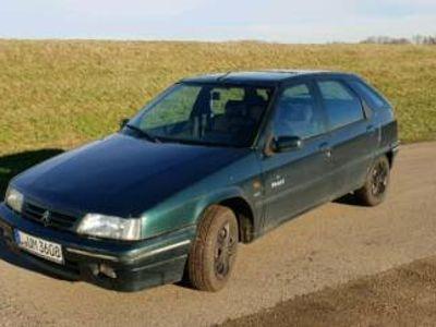 gebraucht Citroën ZX - brennt, stinkt, sprüht funken