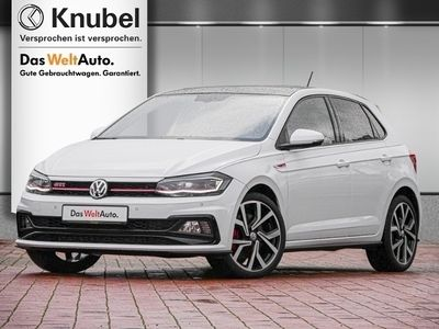 "gebraucht VW Polo GTI 2.0 TSI Navi LED Pano Brescia18"" BlindSpot"