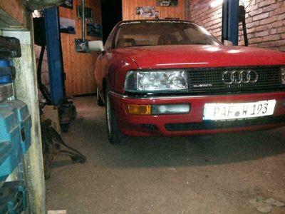 gebraucht Audi 90 quattro 2,3 exklusiv