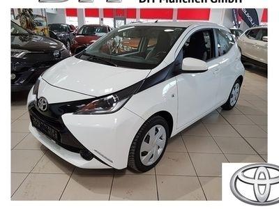 gebraucht Toyota Aygo 1.0 x-play *5 Jahre Garantie*Klima*Tempomat
