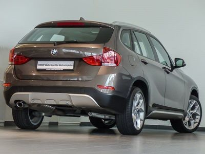 gebraucht BMW X1 xDrive25d xLine Navi Prof. Xenon el. Sitze