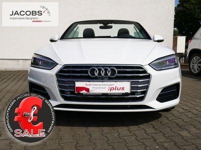 gebraucht Audi A5 Cabriolet 2.0TSI sport LED,Kamera,Assistenz-Paket