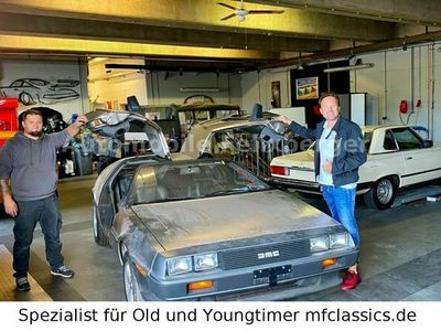 gebraucht De Lorean DMC-12 Full History 1.Vorbes. 9900miles als Sportwagen/Coupé in Passau