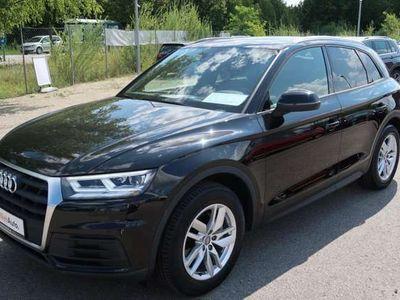 gebraucht Audi Q5 2,0 TDI LED NAVI PDC ALU SPORTSITZE SOUND GRA