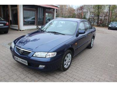 gebraucht Mazda 626 2.0 Exclusive **1.HAND, KLIMA**