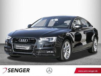 gebraucht Audi A5 Sportback MMI Einparkhilfe Xenon