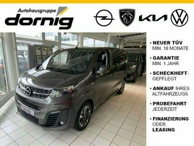 gebraucht Opel Zafira Life Innovation Navi AHK