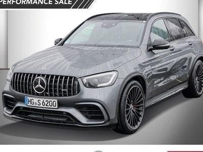 gebraucht Mercedes GLC63 AMG AMGS 4M+ 360°Kam HeadUp Panorama NightP Fahrzeuge kaufen und verkaufen