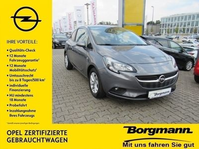 gebraucht Opel Corsa E drive 1.2 -bis zu 60Monaten Garantie -Si