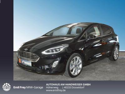 gebraucht Ford Fiesta 1.0 EcoBoost S&S Aut. TITANIUM