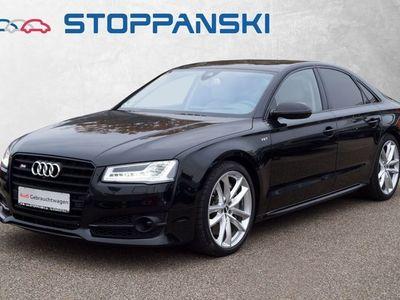 gebraucht Audi S8 plus 4.0 TFSI quattro Pano Standheizung Head-Up