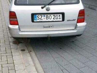 gebraucht VW Golf III Vwvariant an bastler