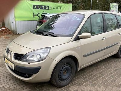 gebraucht Renault Grand Scénic Grand Scenic Exception 2.0 dCi FAP
