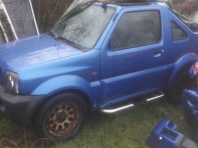 używany Suzuki Jimny g13bb 57000 km