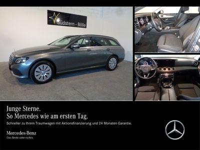 gebraucht Mercedes E220 T COMAND,LED,Kamera,AHK,EasyPAck,Tempom.