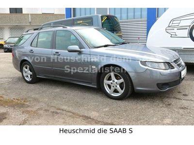 gebraucht Saab 9-5 2.3t BioPower Linear Sportkombi