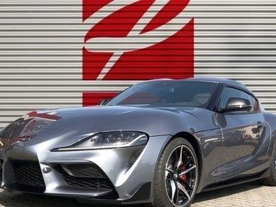 gebraucht Toyota Supra GR 3.0 Turbo Automatik *Premium-Paket* LED Navi Keyless ACC Sperrdiff