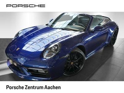 gebraucht Porsche 911 Carrera Cabriolet 992 BOSE,SportChrono,Sportabgas,SportDesign