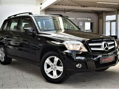gebraucht Mercedes GLK220 CDI BE + 2. Hd + Navi + PDC v&h + Shz