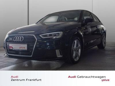 gebraucht Audi A3 Sport 2.0 TDI quattro S tronic Navi LED PDC S ACC PreSense Teilleder Automatik Sportsitze