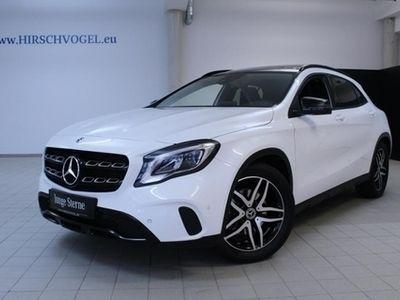 gebraucht Mercedes GLA220 4M