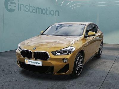 gebraucht BMW X2 X2sDrive 18 d M Sport sDrive18d EU6d-T Park-Assistent LED Navi Keyless AHK-abnehmbar El. Heckklappe