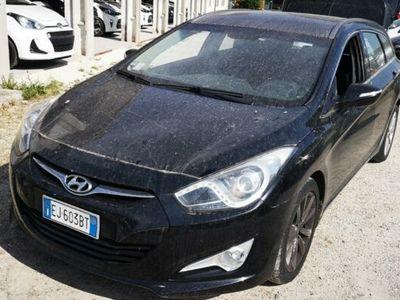 used Hyundai i40 cw 1.7 CRDi Premium 100kW Automatik