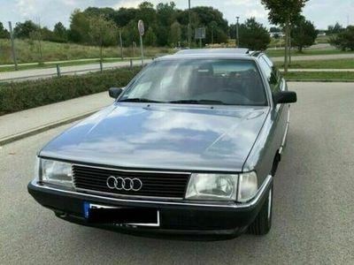 gebraucht Audi 100 C3 2,3 E 5 Zylinder