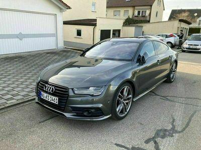 gebraucht Audi A7 Sline Plus Garantie 09/22